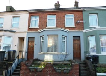 Thumbnail 3 bed terraced house for sale in Westbury Road, Dover