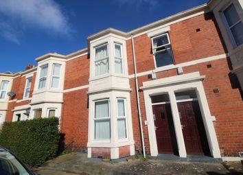 Thumbnail 2 bed flat to rent in Hazelwood Avenue, Jesmond, Newcastle Upon Tyne