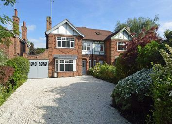 Thumbnail 4 bed semi-detached house for sale in Hinckley Road, Leicester Forest East, Leicester