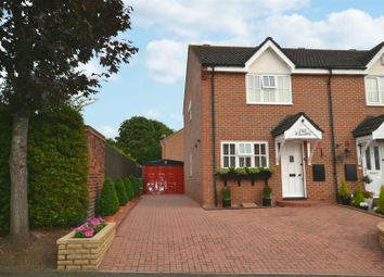 Thumbnail 3 bed semi-detached house for sale in Willowside, London Colney, St.Albans