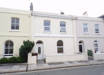 Thumbnail 4 bed terraced house for sale in Stonehouse, Plymouth, Devon