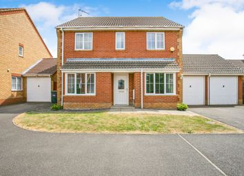 Thumbnail 4 bed detached house for sale in Drovers Close, Ramsey Mereside, Huntingdon