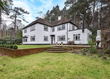 Thumbnail 5 bed detached house for sale in Bellew Road, Deepcut, Camberley, Surrey