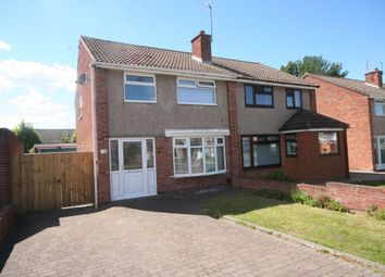 Thumbnail 3 bedroom semi-detached house for sale in Trimdon Avenue, Middlesbrough