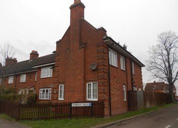 Thumbnail 3 bedroom end terrace house for sale in North Drive, Shortstown, Bedford, Bedfordshire