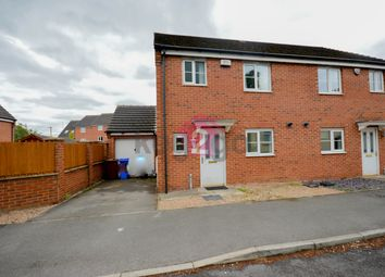 3 bed semi-detached house for sale in Rotherham Road North, Halfway, Sheffield S20
