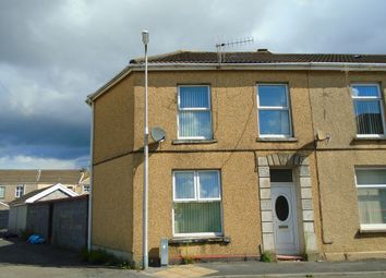 Thumbnail 4 bed end terrace house for sale in Stafford Street, Llanelli, Carmarthenshire, West Wales