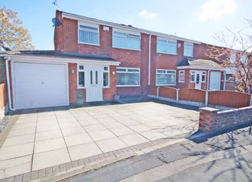 Thumbnail 3 bedroom semi-detached house for sale in Epping Drive, Woolston, Warrington