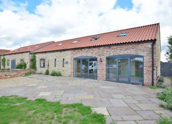 Thumbnail 8 bed property for sale in Glebe Farm Holiday Barns, Horncastle Lane, Scampton