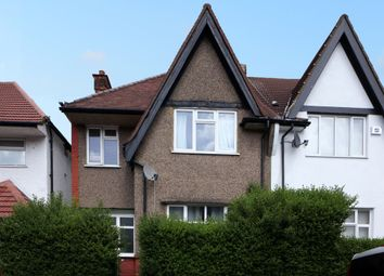 Thumbnail 4 bed semi-detached house to rent in Clifton Gardens, London
