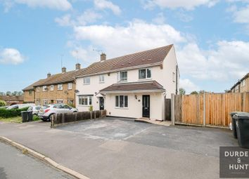 Thumbnail 3 bed end terrace house for sale in Cripsey Avenue, Ongar