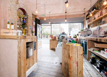 Thumbnail Retail premises for sale in Roman Road, Bethnal Green