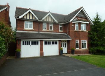 Thumbnail 4 bed detached house to rent in Elm Tree Grove, Old Langho