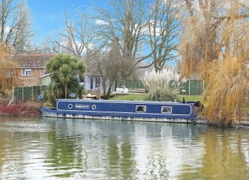 Thumbnail 1 bed houseboat for sale in Naughty Lass Too, Staines-Upon-Thames
