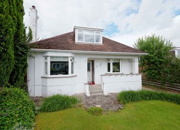 Thumbnail 3 bed bungalow for sale in Kelvin Crescent, Bearsden, Glasgow