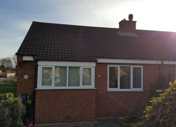 Thumbnail 2 bedroom bungalow to rent in Hall Farm Drive, Thurnscoe