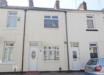 Thumbnail 2 bedroom terraced house for sale in Auckland Street, Guisborough, North Yorkshire