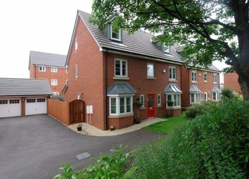 Thumbnail 5 bed detached house to rent in Hartley Green Gardens, Billinge, Wigan