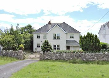 Thumbnail 5 bed detached house for sale in Reynoldston, Swansea