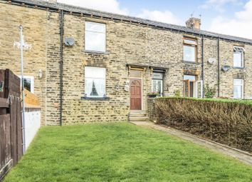 Thumbnail 2 bed terraced house for sale in Fountain Terrace, Bradford