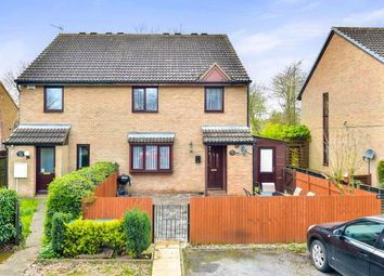 Thumbnail 2 bedroom terraced house for sale in Coleshill Place, Bradwell Common, Milton Keynes, Bucks