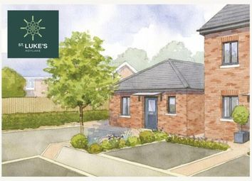 Thumbnail 2 bed bungalow for sale in St Lukes Court, Charles Road, Hoylake