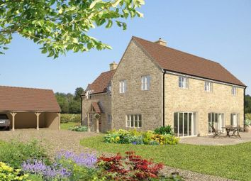 Thumbnail 5 bed detached house for sale in Charlton Place Moor Lane, Charlton, Malmesbury