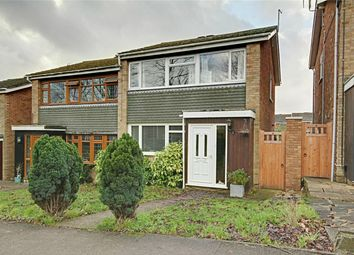Thumbnail 3 bed semi-detached house for sale in Yewlands, Sawbridgeworth, Hertfordshire