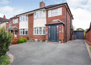 Thumbnail 3 bed semi-detached house for sale in Brookfield Avenue, Endon, Stoke-On-Trent