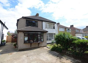 Thumbnail 2 bed semi-detached house for sale in Wyncham Avenue, Sidcup