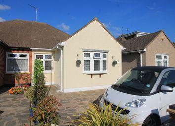 Thumbnail 2 bed semi-detached bungalow for sale in Purland Close, Dagenham, Essex