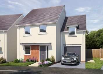 "Thumbnail 4 bed detached house for sale in ""The Richmond"" at Vicarage Hill, Kingsteignton, Newton Abbot"