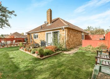 Thumbnail 2 bed detached bungalow for sale in Brashfield Road, Bicester