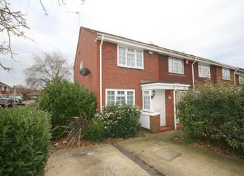 Thumbnail 2 bed end terrace house to rent in Hawthorne Place, Epsom