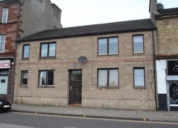Thumbnail 2 bed flat for sale in Alexander Street, Airdrie, North Lanarkshire