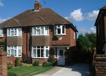 Thumbnail 3 bed terraced house to rent in Cherry Garden Road, Canterbury