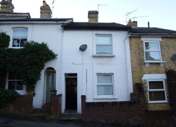 Thumbnail 2 bedroom terraced house to rent in Cobden Road, Sevenoaks