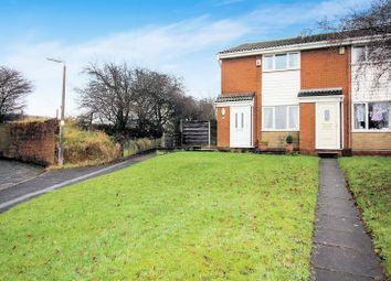 Thumbnail 2 bed semi-detached house for sale in Chester Avenue, Little Lever, Bolton