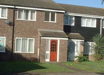 Thumbnail 3 bedroom terraced house to rent in Marigold Drive, Red Lodge, Bury St. Edmunds