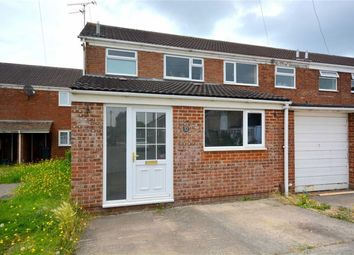 Thumbnail 3 bed end terrace house to rent in Tidswell Close, Quedgeley, Gloucester