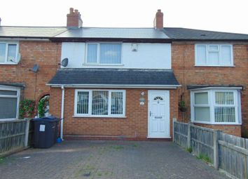 3 bed terraced house for sale in Neston Grove, Birmingham B33