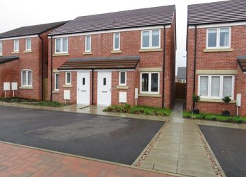 Thumbnail 2 bed property to rent in Fortress Close, Weldon, Corby