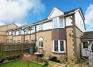 Thumbnail 1 bed end terrace house to rent in Goddard Close, Maidenbower, Crawley
