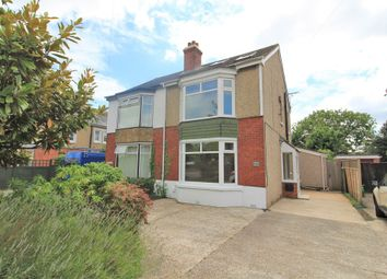 Thumbnail 4 bed semi-detached house for sale in West Street, Portchester, Fareham