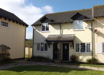 Thumbnail 2 bed end terrace house to rent in Stoneywell, Instow