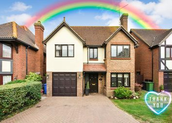 4 bed detached house for sale in Victoria Road, Cold Norton, Chelmsford CM3