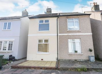 Thumbnail 2 bed semi-detached house for sale in Stanley Road, Sidcup