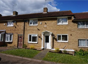 Thumbnail 3 bedroom terraced house for sale in Welland Green, Northampton