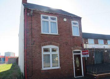 Thumbnail 3 bed detached house for sale in Park Lane, Halesowen, West Midlands