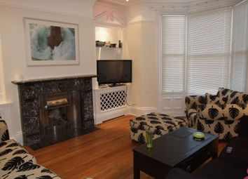 Thumbnail 6 bedroom terraced house to rent in Larkspur Terrace, Jesmond, Newcastle Upon Tyne